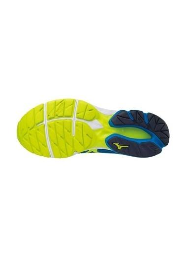 Mizuno Koşu Ayakkabısı Mavi